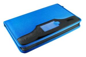 Blue Medical Demo Display Case