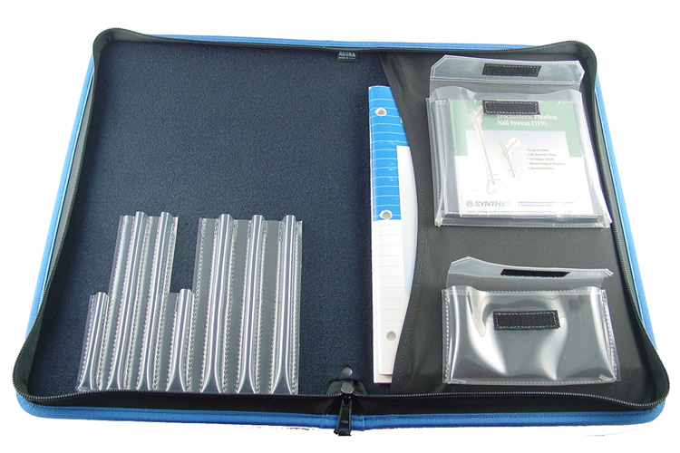 Inside Blue Medical Demo Case