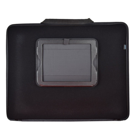 Custom Foam Filled Sales Case with Tablet