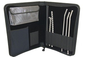 Demo Case With Mesh Pocket