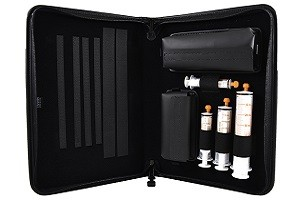 Product Presentation case with Velcro Mounting