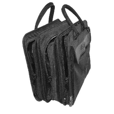 Black fold out case