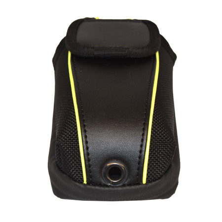 Reflective Holster With Breakaway Belt Clip