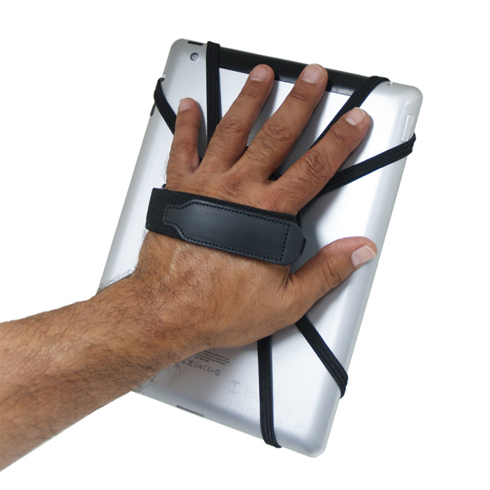 Universal Rotating Hand Strap for Tablets